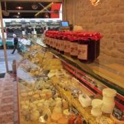 Cheese Market Walk