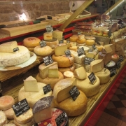 Cheese tasting in Paris
