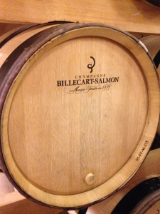 Billecart-Salmon Barrel Ageing